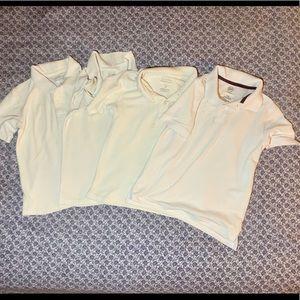 Bundle of 4 Girl's School Polos